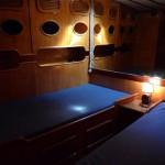 foto delphin cabina ospiti