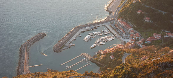 Port of Maratea