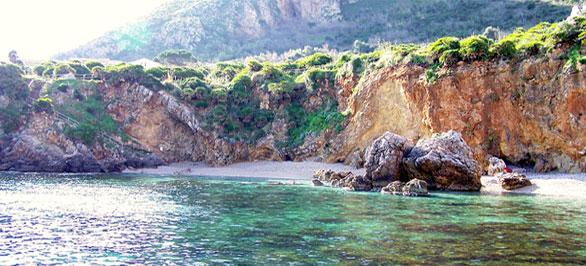 Western Sicily Castellammare Of Gulf Zingaro Nature