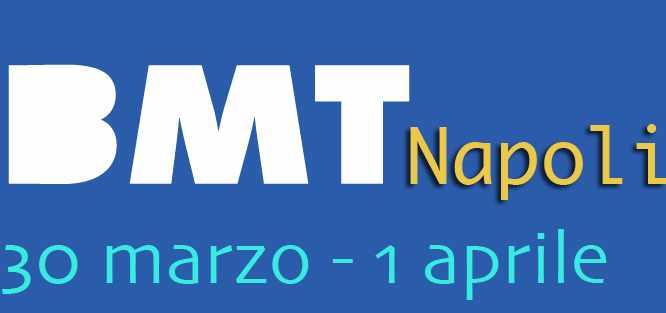 logo Borsa Mediterranea del Turismo